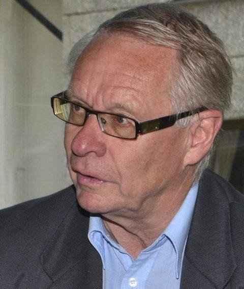 Kristisk: Parti- og gruppeleder Tor Steinar Mathiassen liker ikke formen på innlegget. Arkivfoto: Frode Moe