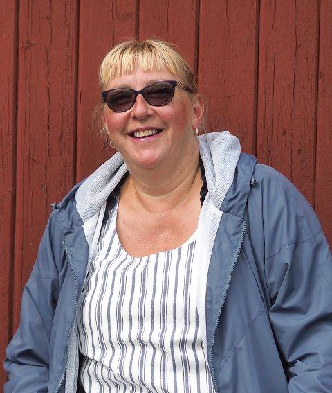 DRAR I GANG: Hilde Strømnes vil videreføre tradisjonen.