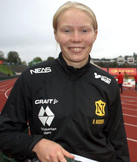 Elise Hoel Ulseth har håp om få delta i U23-EM senere i år.