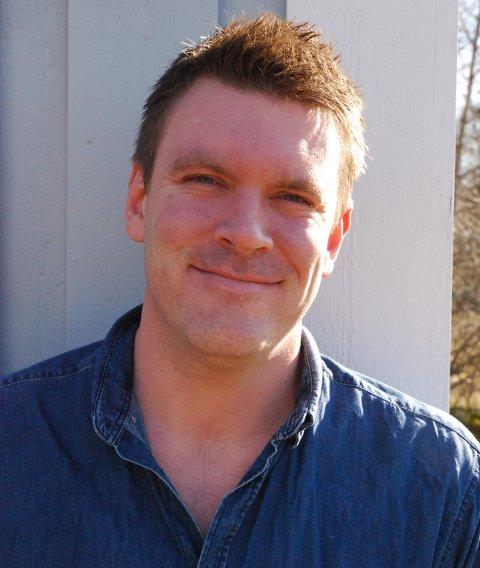 Gøran begynte på ingeniørutdanningen i 2017. Jobben i Gjerstad blir hans aller første etter utdanningen.