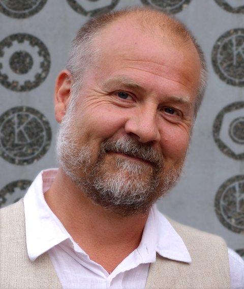 REGISSØR: Tønsbergenser Trond Jacobsen driver filmproduksjonsselskapet Bivrost Film & TV i hjembyen. På «Kroppen min eier Jeg» har han hatt regien sammen med kollega Marianne Müller.