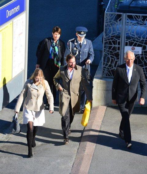 Kronprinsparet fra Luxembourg skal være med på kongelig sammenkomst på Mågerø.