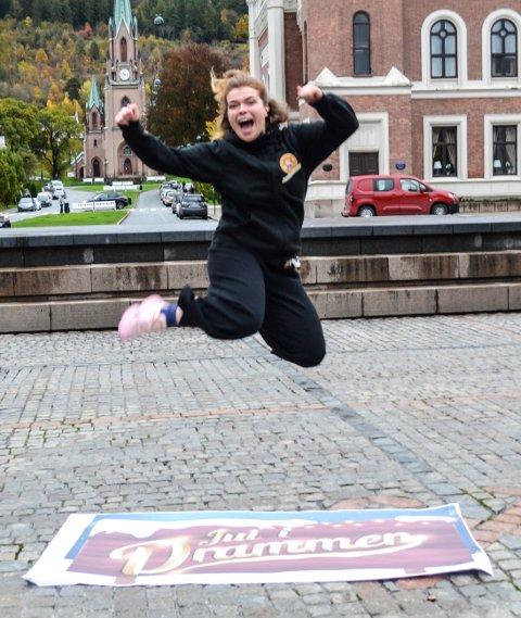 Topp show: - Vi er allerede i gang med øvelsene til Juleskurken på Bragernes torg, sier Tessa M. Moberg i Wonder Works..
