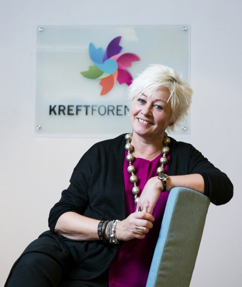 Nullvisjon: Anne Lise Ryel i Kreftforeningen.Foto: NTB