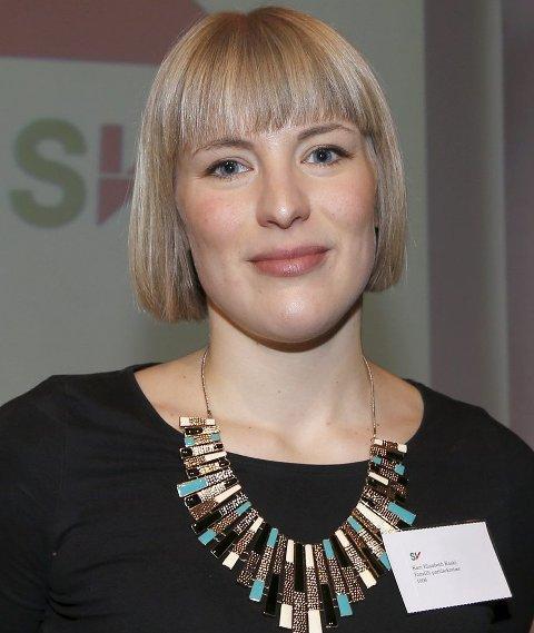 Kari Elisabeth Kaski og SV får ny energi.