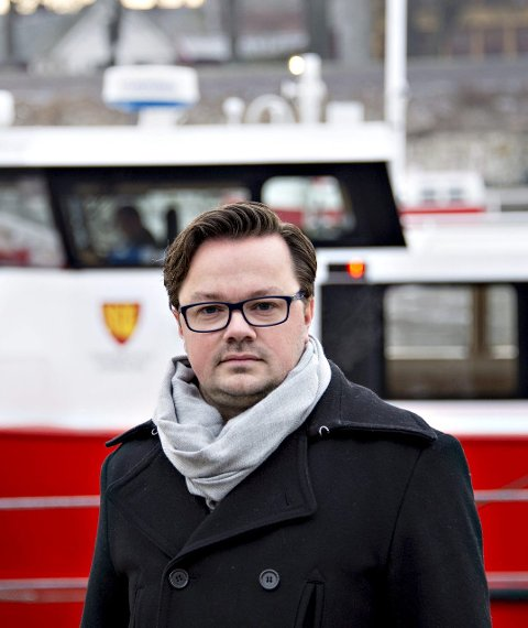 Atle ottesen: Lederen for kultur og miljøutvalget kommenterer Telemarkforsknings årlige kulturundersøkelse  ARKIVFOTO:Erik Hagen