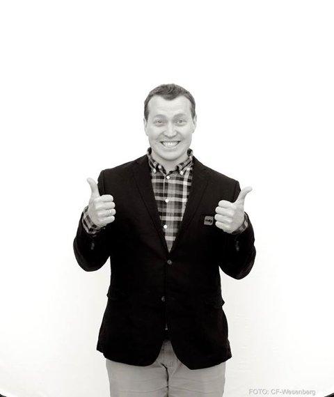 Tor Øyvind Westberg, fylkesleder i Miljøpartiet De Grønne.