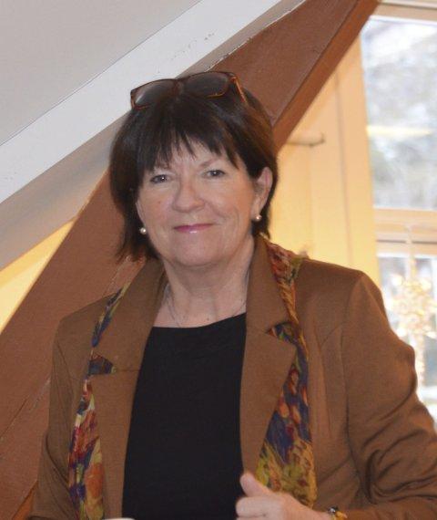 På snittet: Rådmann Inger Lysa i Kragerø tjener drøyt 1,1 million kroner i året. Det er på samme nivå som tilsvarende kommuner.