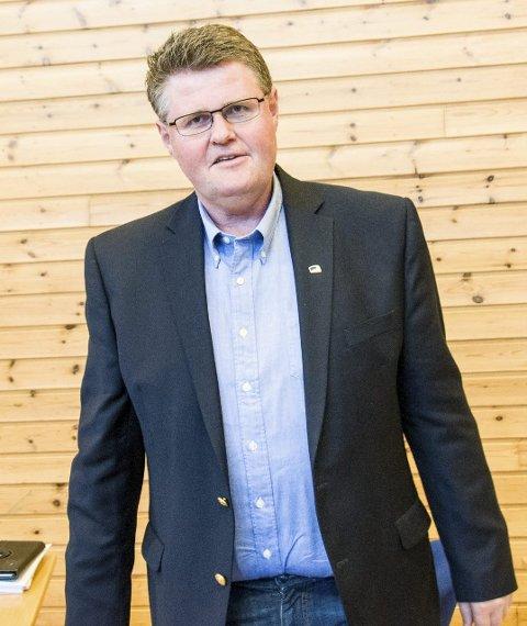 I hardt vær: Valgmedarbeiderrapporten hevder at Gjerstad gikk langt over streken da han skulle hjelpe to polakker med å avgi forhåndsstemmer på Larvik bibliotek.Arkivfoto: Lasse Nordheim
