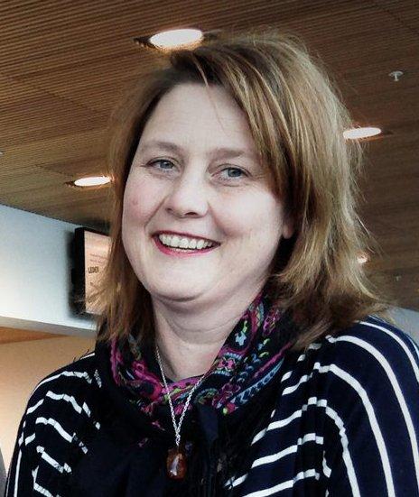 FORSKER: Eiri Elvestad er førsteamanuensis i sosiologi ved institutt for historie, sosiologi og innovasjon ved HS-fakultetet.