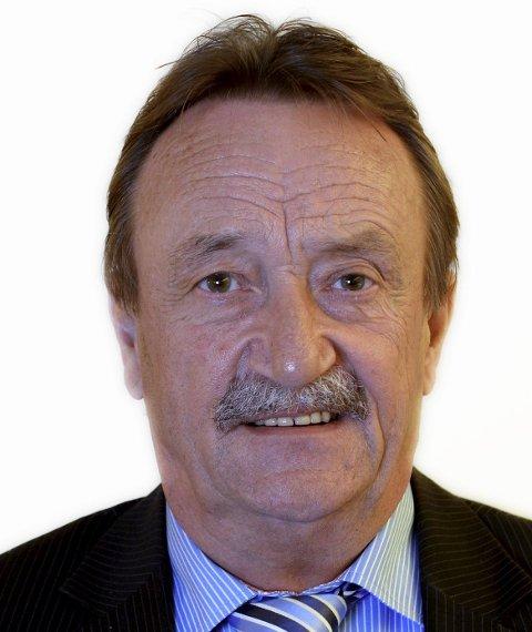 varaordfører Bjørn Kåre Sevik