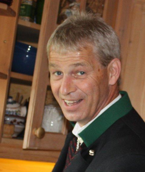 MOTVIND: Eivind Mauland forventer folk fra flere deler av Norge, når det inviteres til camp ved Buheii.