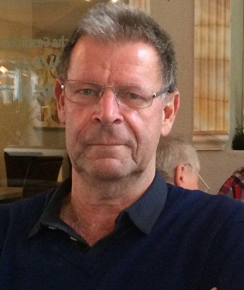PERSPEKTIV: Forfatter Lars Hansson, som i godt voksen alder bringer et svensk perspektiv på en felles norsk-svensk historie.