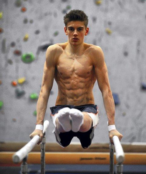 INGEN FINALEPLASS: Vetle Talsnes klarte ikke ta seg til finalene under Universiaden i Korea denne helga.  (Foto: Freddie Øvergaard)