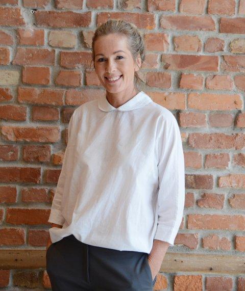 Anita Krohn Traaseth, administrerende direktør for Innovasjon Norge.