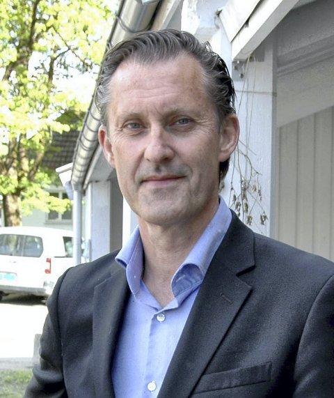 JA, MEN: Håvard Vestgren og formannskapet sa ja til skøytebane, men ...