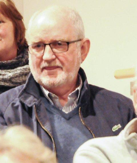 Mot nedleggelser: Steinar Gravås fra Blaker mener politikerne må tenke seg om flere ganger før kommunestyret onsdag.Foto: anita Jacobsen
