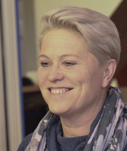 Presenterte: Sølvi Wreen Wirød (Ap) la fram flertallspartienes forslag til 2018-budsjett og økonomiplan til og med 2021.