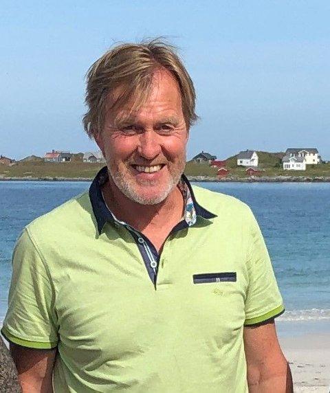 Kurt Atle Hansen, Vestvågøy. 5. kandidat Nordland SV