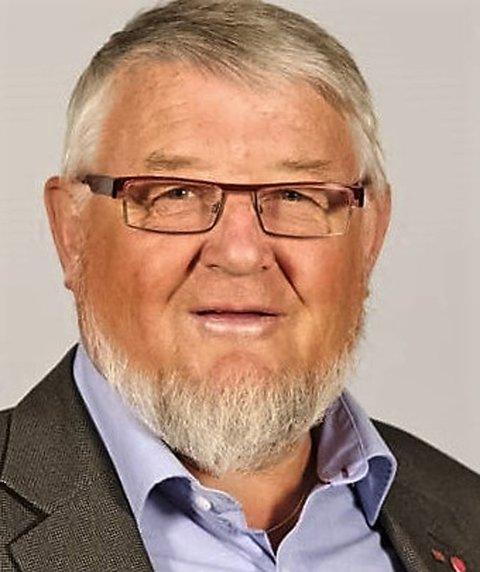 Mellvin Steinsvoll, Nestleder Pensjonistforbundet Møre og Romsdal.