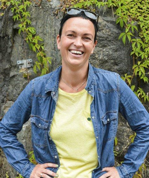June Marcussen: Ser på lederrollen i planutvalget som en fin mulighet til å drive med Venstre-politikk. Arkivfoto