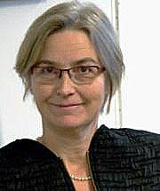 TROMSØFORSKER: Førsteamanuensis Elinor Ytterstad ved institutt for matematikk og statistikk ved universitetet i Tromsø. Foto: UiT