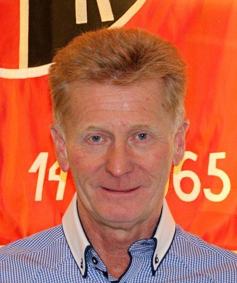 NOMINERT: Fred Skarsteen er nominert for sitt mangeårige arbeid for Vear IF.