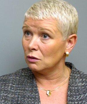 SVARER: – Vi er best i landet, sier NAV-sjef Anne K.Bogsnes.