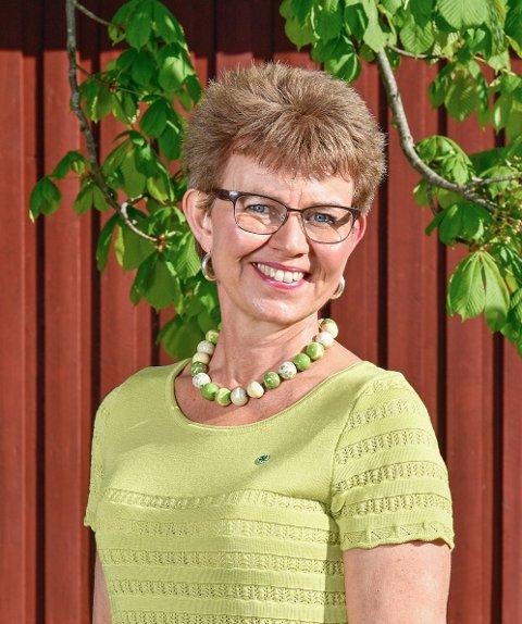 Kathrine Kleveland er andrekandidat på fylkestingslista og gleder seg til valgkampen
