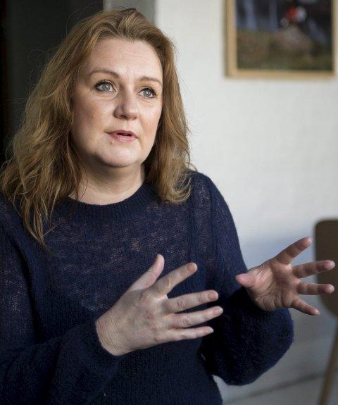 Den vestlandske heimstaddiktningen står Solrun Toft Iversens hjerte nær. Spørsmålet er om hun kan tilby dette i Logen i årene som kommer, eller om kommunal sendrektighet fører til at  Hordaland Teater må flytte.Foto: ANDERS KJØLEN