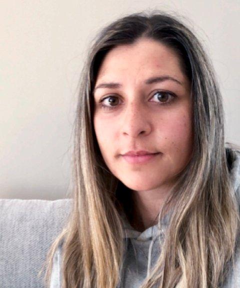 – VANSKELIG Å OPPDAGE: Kristine Søndenå mener hun fikk en lureavtale fra Haugaland Kraft da hun skulle opprette ny strømavtale i forbindelse med kjøp av ny bolig.