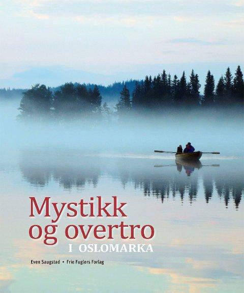 Mystikk og Overtro er tittelen på Even Saugstads nye markabok. Pressefoto