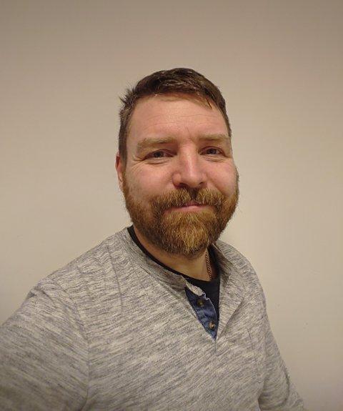 Andreas Gjerde Ulvund frå Ålvundfjord vart valt inn som styremedlem i fylkesstyret frå Nordmøre.