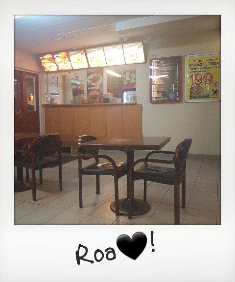 """""""Roas beste kebab"""" er i alle fall Roas eneste kebab. Servicen og stemningen sto til terningkast seks!"""