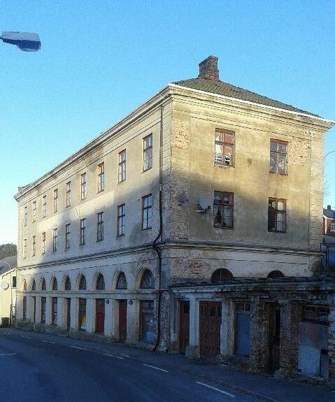 SPØKELSESHUS: Solvang er et av flere spøkelseshus i Tistedal, ifølge Jan-Erik Karlsen.