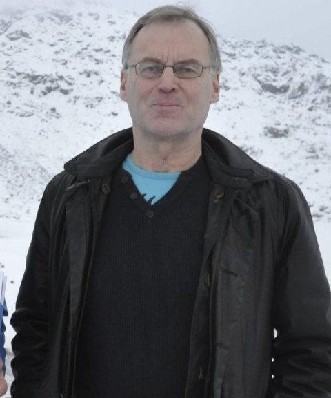 GÅ SAMMEN: Sigfus Kristmannsson i LoVe Utvikling AS maner til samarbeid om løsninger på Fredvang. Foto: Magnar Johansen
