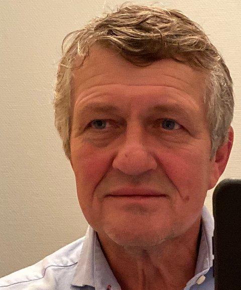 NY JOBB: Bjørn Ekvall er ny daglig leder i Larvik Golfklubb.