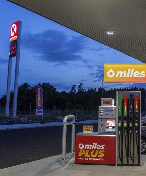 Circle K: Onsdag blir Statoil-stasjonen i Fianesvingen historie.