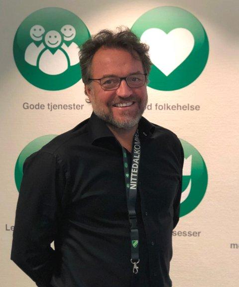 Tidlig neste år håper kommunalsjef Per Korsvik at Utekontakten er fullt bemannet igjen.