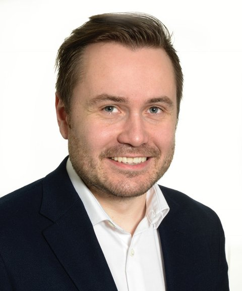I FINALEN: Jon Michael Fjellstad, Kongsberg Digital AS, Maritime Simulation