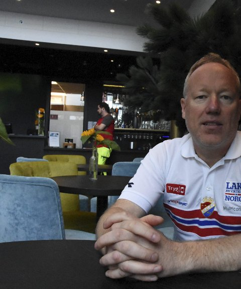 Klar igjen: Jan-Oddvar Sørnes gjør seg klar for en ny periode som øverste leder for norsk sykkelsport. Det på ingen måte uten intern uro i miljøet. Foto: Kristoffer w. Pettersen