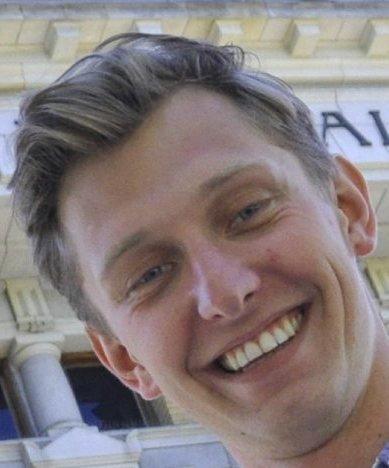 Mats Moe, kommende student ved Statens teaterhøgskole.