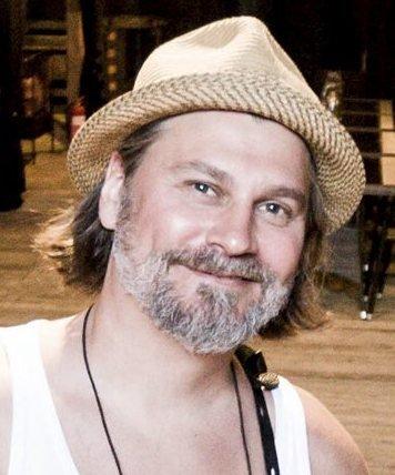 Thomas Engevold, festivalsjef.