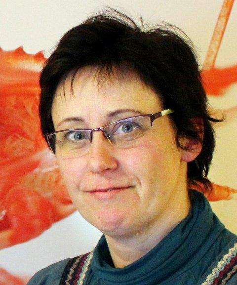 Forskningsleder Agnes Gundersen er f.o.m. 8. januar daglig leder i Møreforsking.