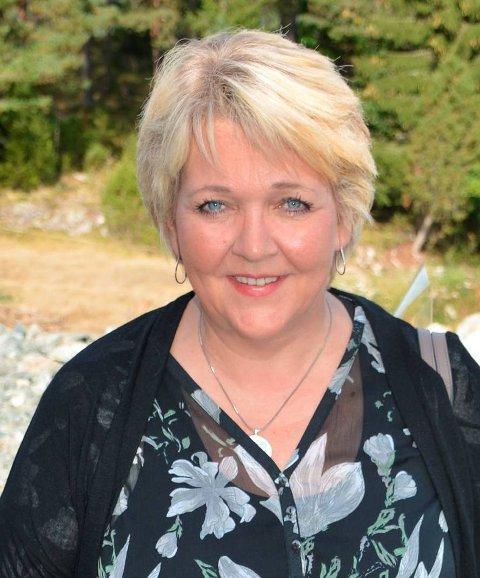 Ordfører: Inger Løite Foto: Arkiv
