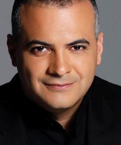 TENOR: Gaston Rivero er fra Uruguay, men er bosatt i New York. (Pressefoto)