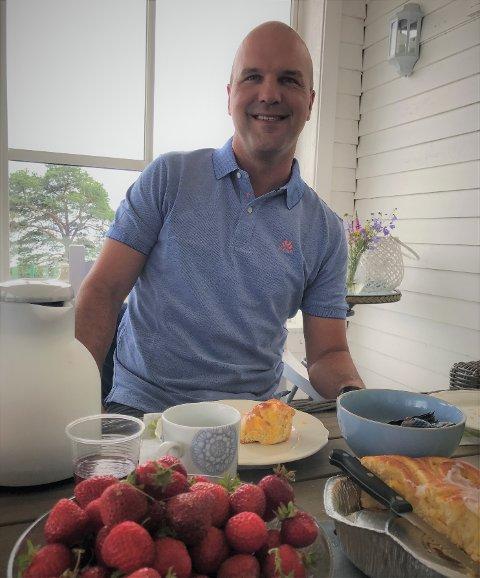 Klaus Hansen, sommerpraten