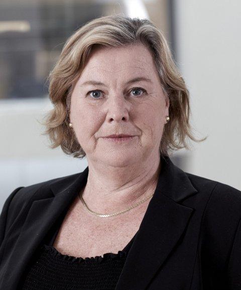 Elisabeth Realfsen i Forbrukerrådet.