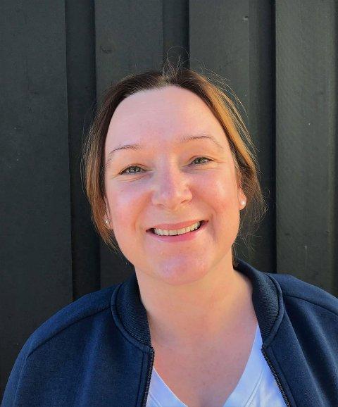 Valgt tirsdag: Den første fylkesleder av Norsk Sykepleierforbund Innlandet er Ida Høiby.