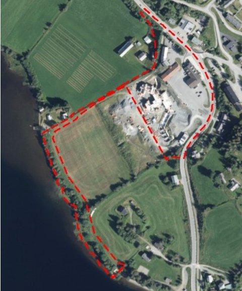 Heggenes: Målet med planarbeidet er å leggje til rette for å etablere ein turveg frå det nye Øystre Slidre helsetun og torget ved Coop og ned til Heggefjorden. Turvegen skal gå langs Heggefjorden fram til friområdet Furustrand.